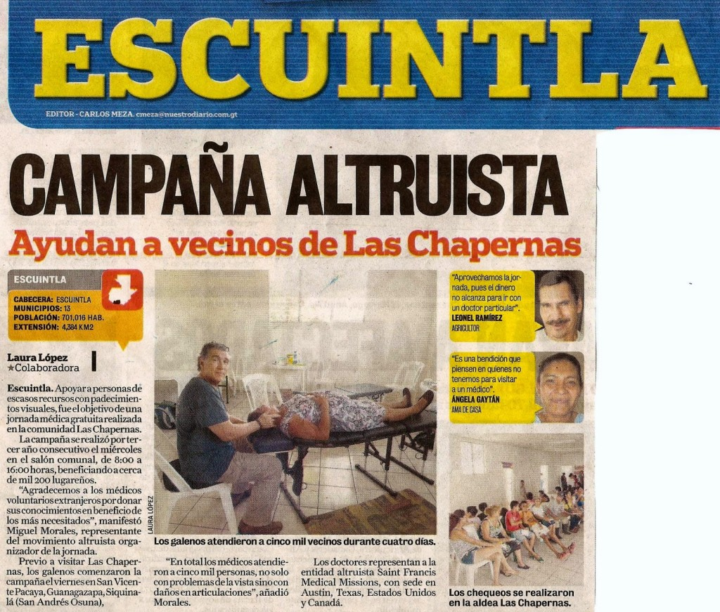 Escuintla Newspaper 001